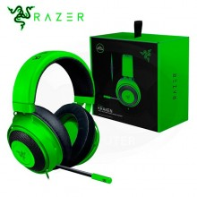 AURICULAR GAMER RAZER KRAKEN MULTI-PLATFORM WIRED GREEN